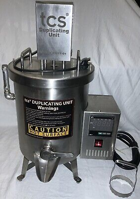 Dental Duplicating Unit Tcs Model 3611-01 Hydrocolloid Machine
