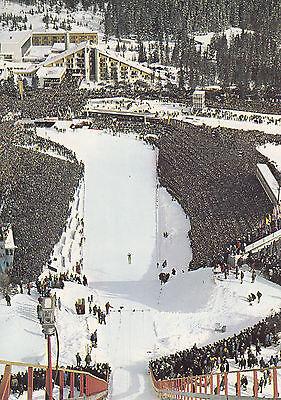 Post Card - Vysoké Tatry (Hohe Tatra) / Štrbské pleso - skokansky stadion