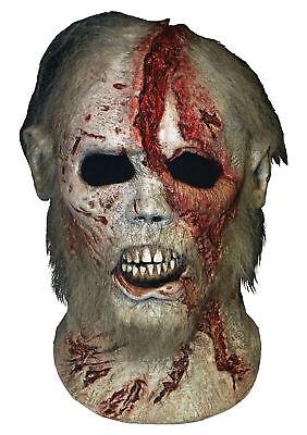Walking Dead Bart Walker Latex Maske Zombie Corpse House Kopf Kostüm Halloween