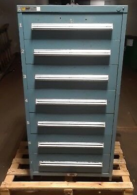 7 Drawer Storagetool Cabinet