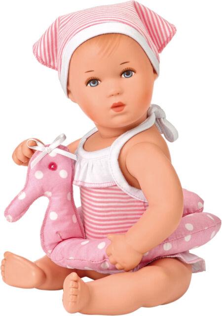 Käthe Kruse Puppe Mini Planscherle Trixi 30607 30 cm Babypuppe Neu & Ovp