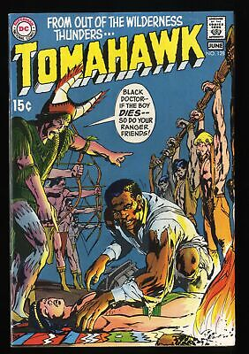 Tomahawk #128 VF 8.0 Neal Adams Cover!