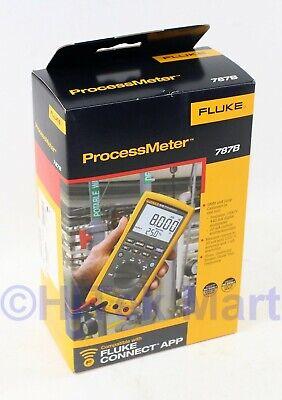 Fluke 787b Processmeter New In Box
