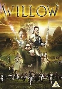 Willow (2013) Warwick Davis, Kevin Pollak, Billy Barty, NEW & SEALED UK R2 DVD