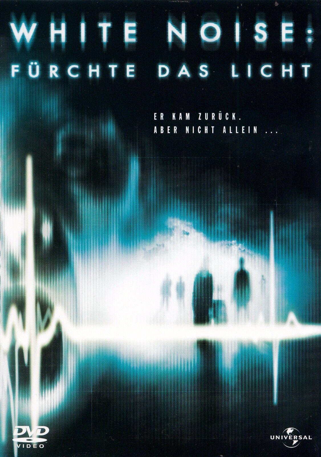 """WHITE NOISE: FÜRCHTE DAS LICHT (""""WHITE NOISE: THE LIGHT"""") / DVD - TOP-ZUSTAND"""