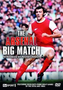 The Arsenal Big Match (DVD, 2012) NEW AND SEALED