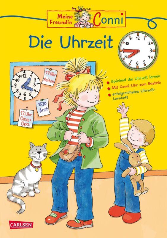 Hanna Sörensen - Meine Freundin Conni - Die Uhrzeit