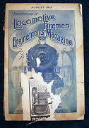 Locomotive firemen Magazine