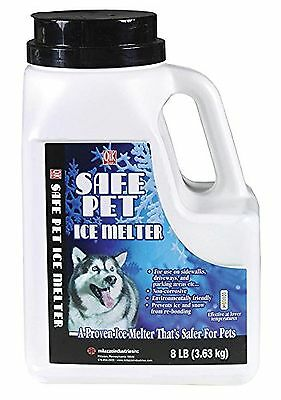 (Milazzo Industries 02008 Qik Joe Safe Pet Ice Melter, 8-Pound 535283)