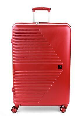 TROLLEY VALIGIA MODO BY RONCATO ELECTRA GRANDE 4351 ROSSO 4 RUOTE NUOVO TSA