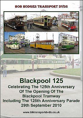 Blackpool 125, Celebrating 125 years of tramway operation 2010 DVD