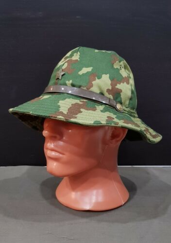 Russian Army Summer Boonie Hat in Flora Camo VSR-93 for SPN.