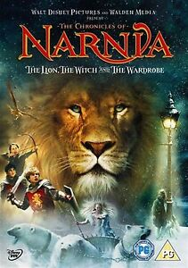 The Chronicles Of Narnia - The Lion Rupert Everett, Sophie Winkleman, NEW R2 DVD