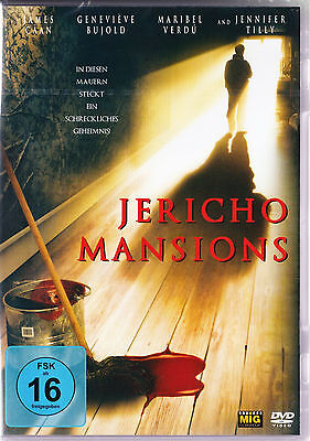 Jericho Mansions - Haus des Todes - DVD - Neu und originalverpackt in Folie online kaufen