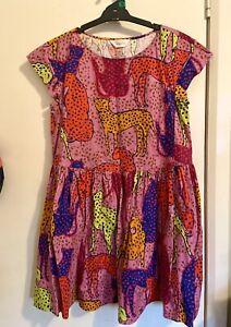 Gorman Cheetah Beach Dress size 10