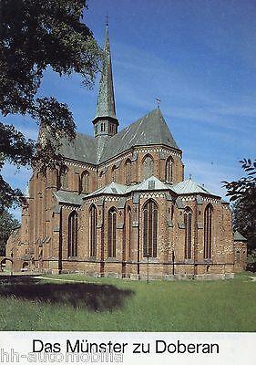 Broschüre Münster Doberan 1993 Kirche Dom Kathedrale Deutscher Kunstverlag