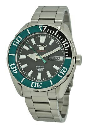 Seiko 5 Sports Men's Automatic Stainless Steel Watch SRPC53