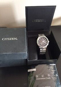 Brand New Authentic Citizen watch Eco Drive with Date