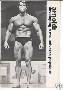 Arnold-Schwarzenegger-Bodybuilding-Course-1977-Mr-Universe-Physique-ORIGINAL