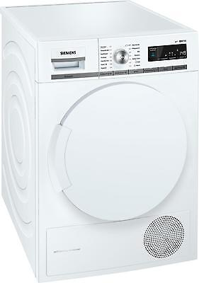 Siemens WT44W5W0 iQ700 8 kg A+++ Wärmepumpentrockner, Selbstreinigend, Display online kaufen