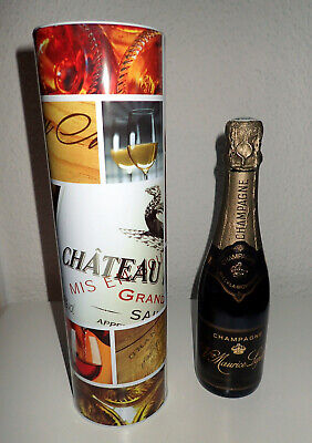 Champagne, Veuve Maurice Lepitre, Frankreich, 375ml + Geschenkverpackung, neu!