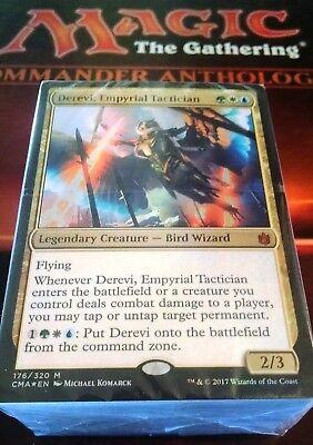 ***Evasive Maneuvers*** Sealed Commander Anthology Deck EDH CMA Mtg Magic Cards