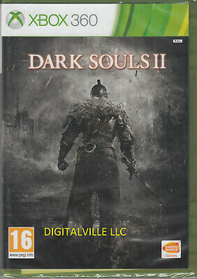 Dark Souls II 2 Xbox 360 Brand New Factory Sealed comprar usado  Enviando para Brazil