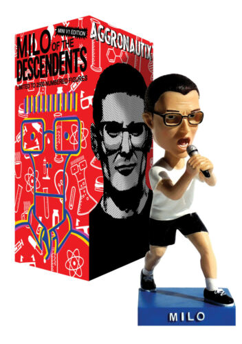 Frontman MILO of THE DESCENDENTS New Sealed 2020 BOBBLEHEAD FIGURE