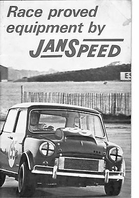 Janspeed BMC BL Morris Mini Cooper & S mk1 Archive Works ST Halda & More