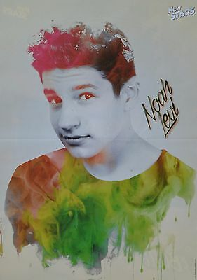 NOAH LEVI - A3 Poster (ca. 42 x 28 cm) - YouTube Star Clippings Fan Sammlung