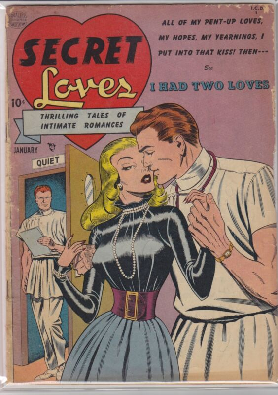 SECRET LOVES # 2