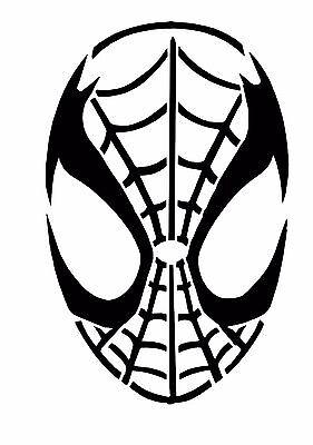 Spiderman vinyl car Decal / Sticker