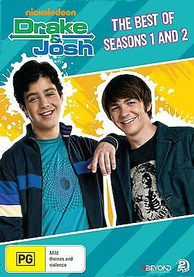 Drake And Josh The Best Of Season 1   2  Region Free  Dvd Series One Two