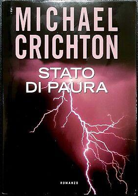 Michael Crichton, Stato di paura, Ed. MondoLibri, 2005