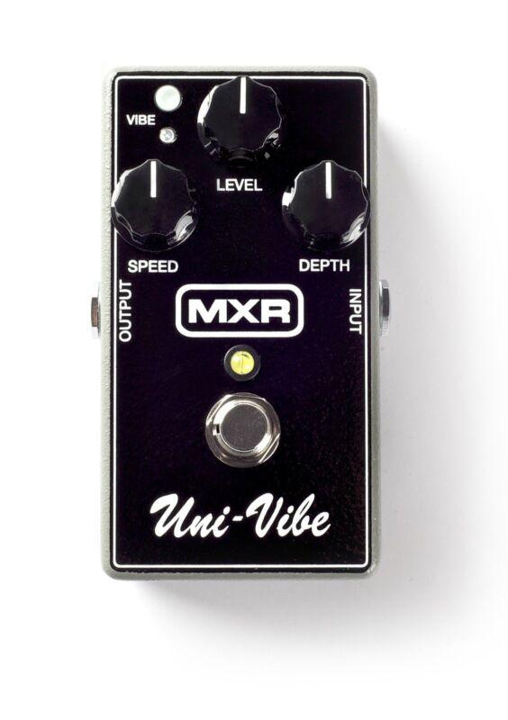 Used MXR M68 Uni-Vibe Chorus/Vibrato Guitar Effects Pedal (Univibe)