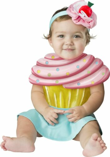 In Character Cup Cake Cutie Costume L 18/24 Months