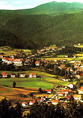 Luftkurort Bodenmais ; Ansichtskarte 1973 gel.