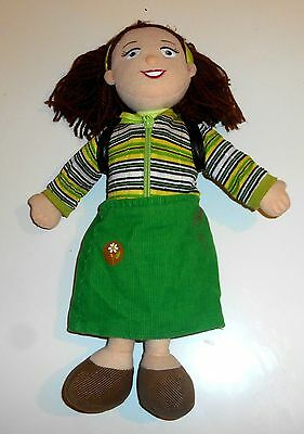 "Balamory - MISS HOOLIE - 15"" Talking Plush Toy / Doll - Cbeebies - (D001)"