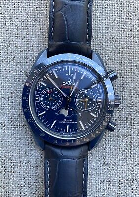Omega Speedmaster Blue Side Of The Moon 304.93.44.52.03.001