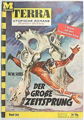 Terra utopische Romane Band 266 in Z1-2