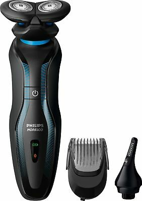 Philips Norelco Click & Style beard styler, nose trimmer, S7
