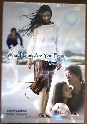What Planet Are You From?  YA Entertainment Korean Drama  Box Set DVD  R1 NR for sale  Grand Forks