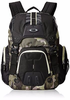 New Men's Oakley Gearbox LX Backpack - 92908-799 - MSRP $120 - Olive Camo Bag