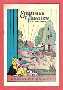 Anita-Loos-GENTLEMEN-PREFER-BLONDES-Empress-Theatre-1927-St-Louis-Playbill