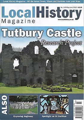 Tutbury Castle (Anglesey. Secret Service. Tutbury Castle. St Swithuns Day. History. co.865)