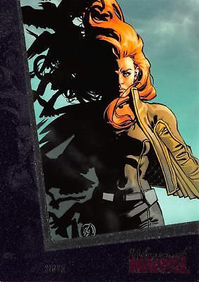 SIRYN / Women of Marvel Series 2 (2013) BASE Trading Card #71 - Siryn Marvel