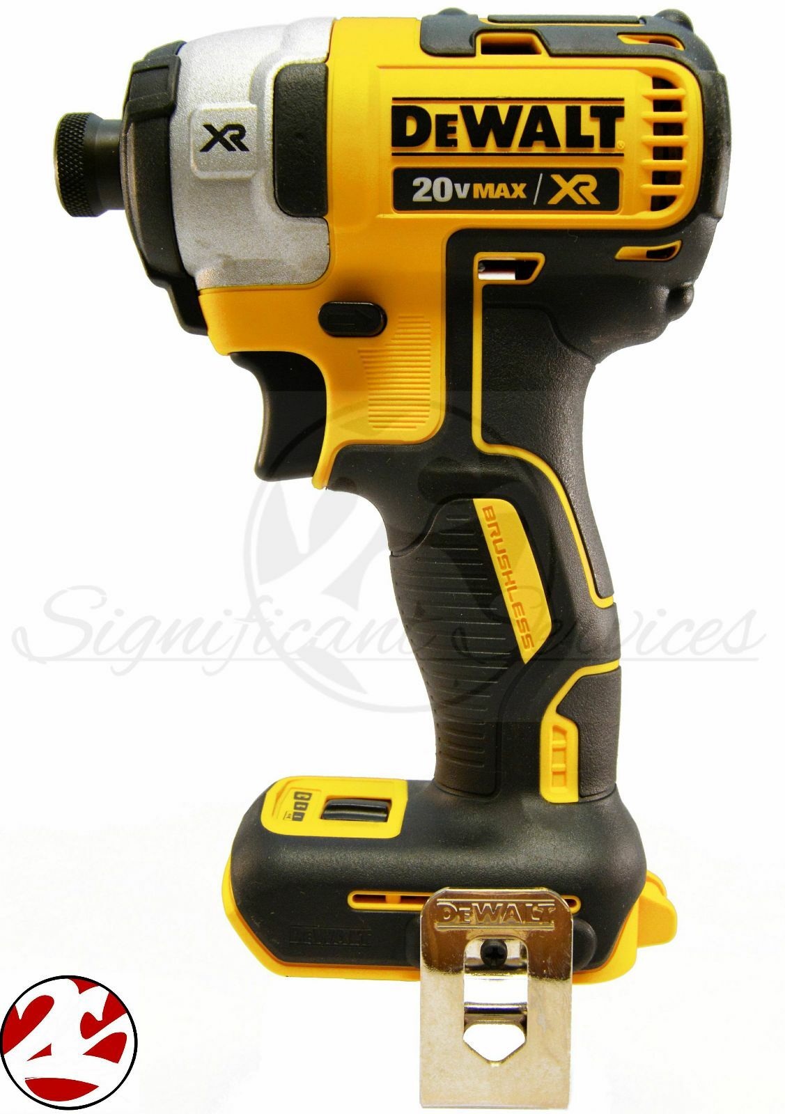 New Dewalt DCF887 20V Max Lithium Ion 3 Speed XR Brushless ...
