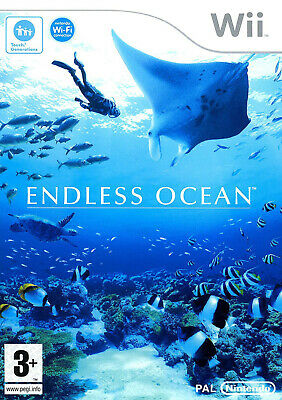 Endless Ocean Wii Nintendo jeu jeux games action aventure spelletjes 1596