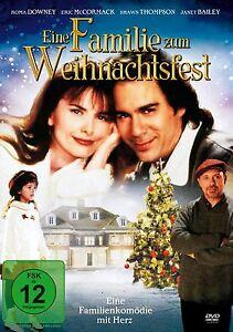 Eine Familie Zum Weihnachtsfest, DVD