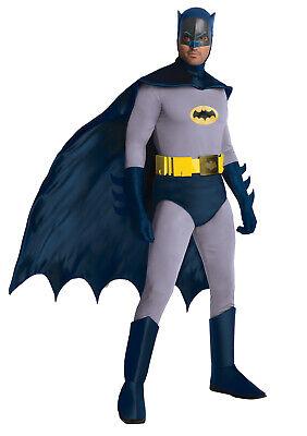 Batman Classic 1966 Series Grand Heritage Batman Adult Costume - Standard